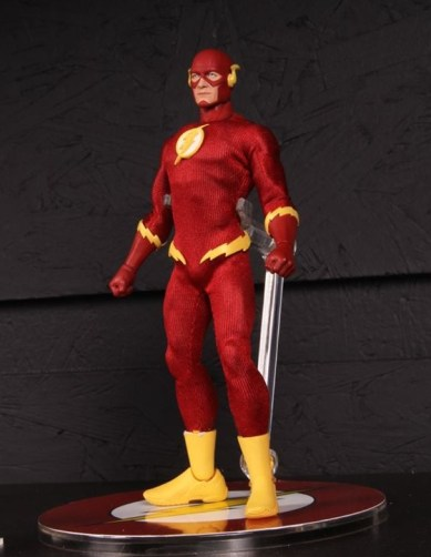 Mezco Toys pre-Toy Fair - Flash