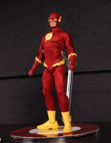 Mezco Toys pre-Toy Fair - Flash