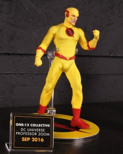 Mezco Toys pre-Toy Fair - Professor Zoom