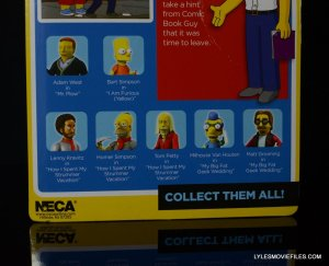 The Simpsons NECA Stan Lee figure -upcoming figures