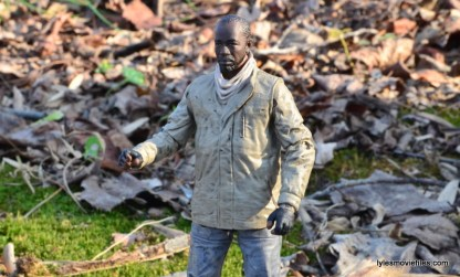 The Walking Dead Morgan Jones McFarlane Toys figure review -main pic