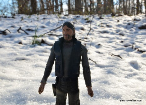 The Walking Dead The Governor McFarlane Toys review -profile shot