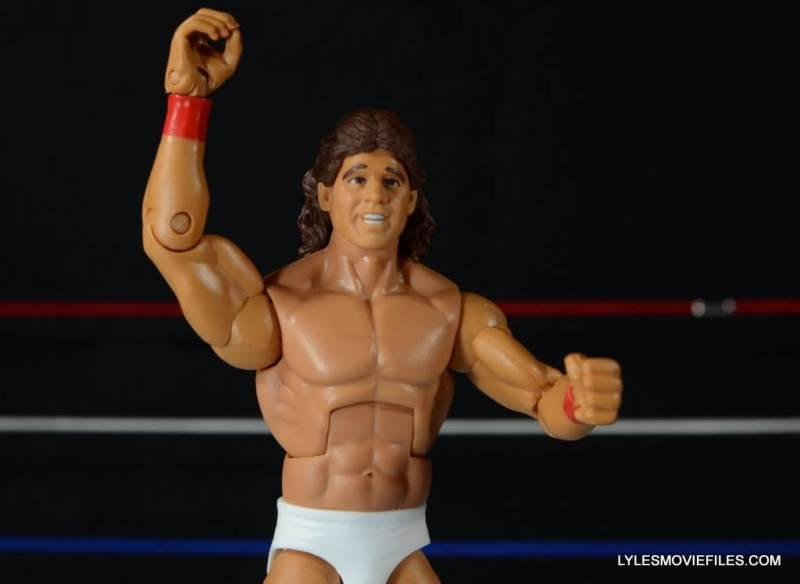 Tito Santana Mattel Hall of Fame figure -main profile pic