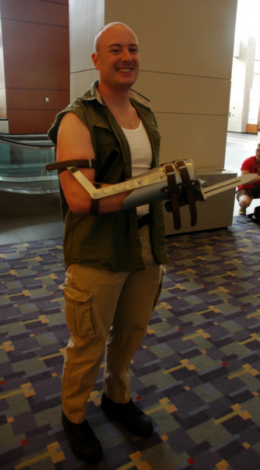 awesome-con-2014-walking-dead-merle-dixon