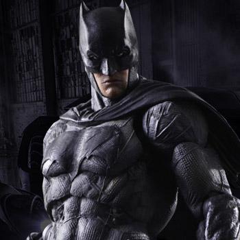 batman v superman - batman square enix