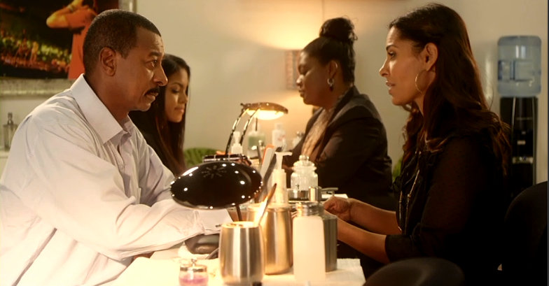 playin for love review - robert townsend and salli richardson-whitfield