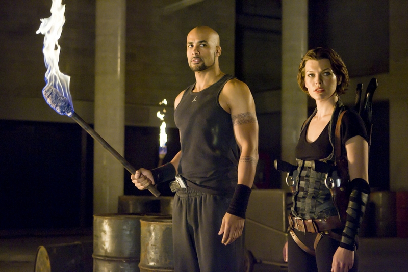 Resident Evil Afterlife Review Lyles Movie Files