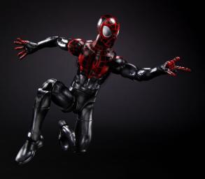 spider-man marvel legends - miles morales