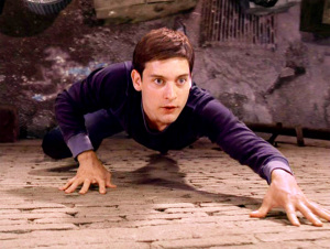 spider-man-movie-2002-tobey-maguire-as-peter-parker-wall-crawling
