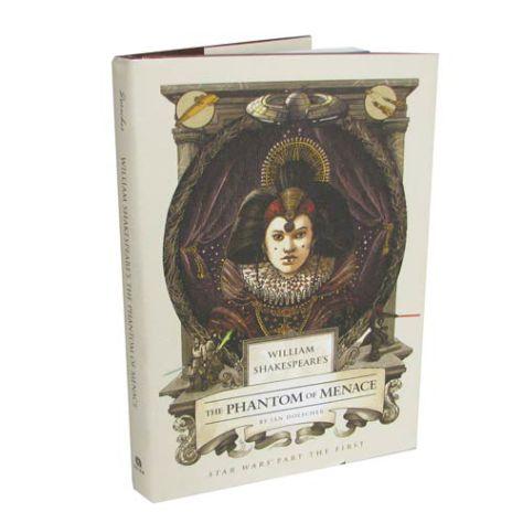 star-wars-phantom-menace-william-shakespeare-book