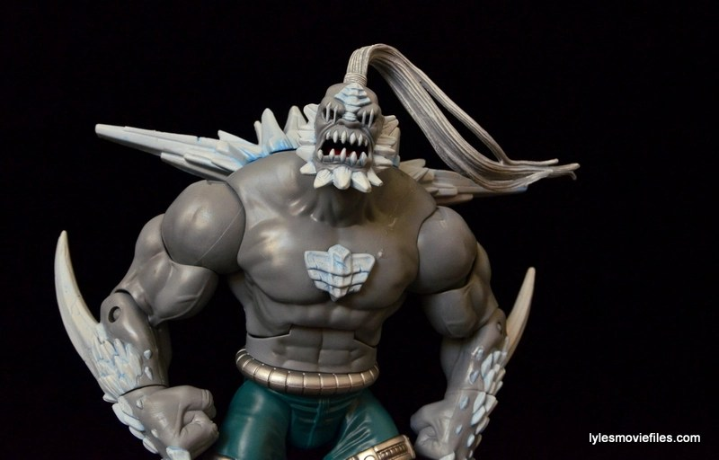 DC Signature Series Doomsday figure review - main pic
