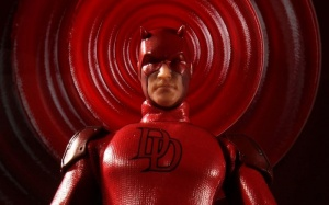 Dardevil One 12 Mezco Toyz figure -radar sense