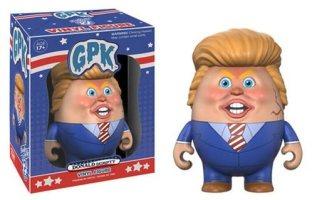 Donald Dumpty vinyl figure
