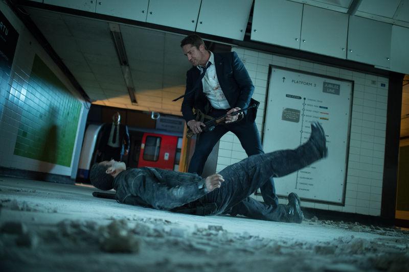 London Has Fallen movie review -