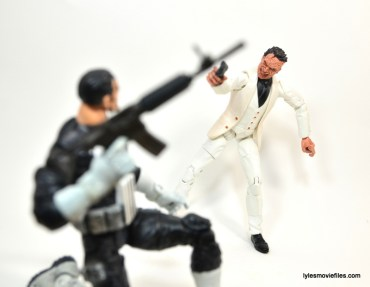 Marvel Legends Series 4 Punisher -Jigsaw takes aim