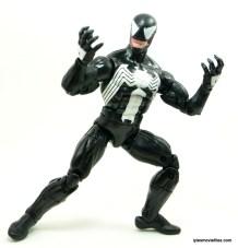 Marvel Legends Venom figure review - action ready