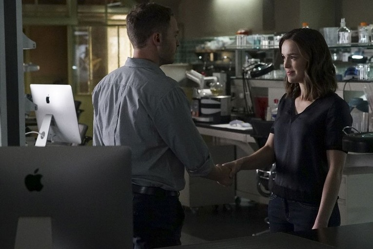 Marvel's Agents of SHIELD Bouncing Back review - Fitz and Simmons