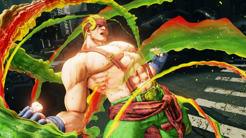 Street Fighter V - Alex - 09_Vtrigger