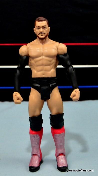 WWE Basic Finn Balor figure review -front