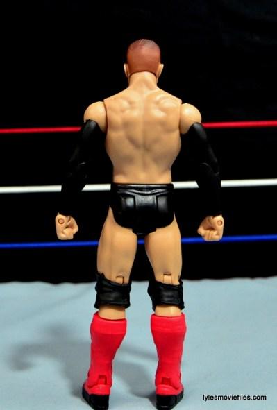 WWE Basic Finn Balor figure review -rear