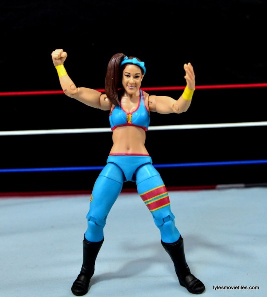 WWE Bayley figure review - it's Bayley