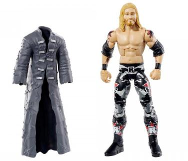WWE Hall of Fame series 4 - Edge accessories