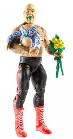 WWE Hall of Fame series 4 - George the Animal Steele with accessories1