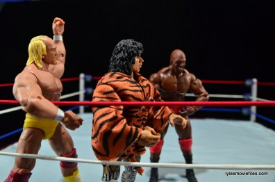 Wrestlemania 1 - Hogan, Snuka and Mr. T