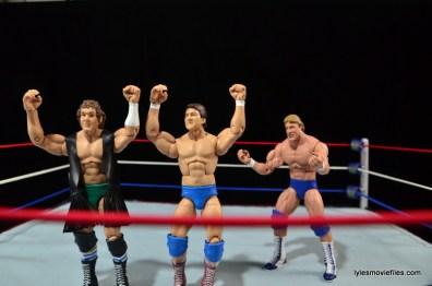Wrestlemania 1 - Orton and Piper ditch Orndorff