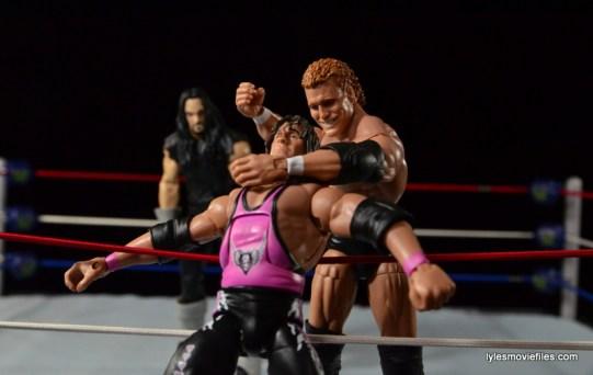 Wrestlemania 13 - Sycho Sid vs The Undertaker -Bret Hart returns
