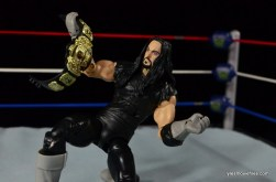 Wrestlemania 13 - Sycho Sid vs The Undertaker -Undertaker is new champ
