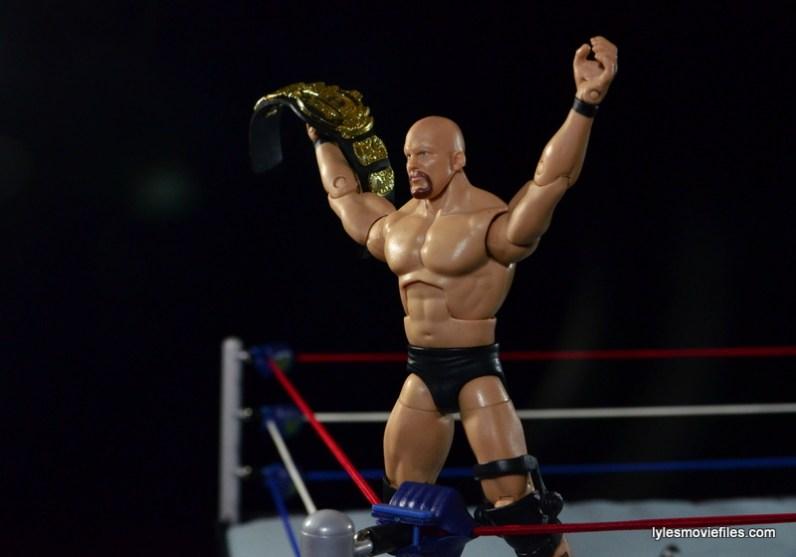 Wrestlemania 14 - Shawn Michaels vs Stone Cold - new champion