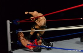 Wrestlemania 14 - Shawn Michaels vs Stone Cold - stomping a mudhole