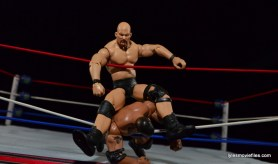 Wrestlemania 17 - The Rock vs Stone Cold - Austin squashes Rock