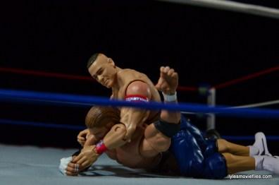 Wrestlemania 22 - Triple H vs John Cena -STF on Triple H
