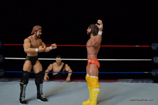 Wrestlemania 4 - DiBiase vs Macho Man