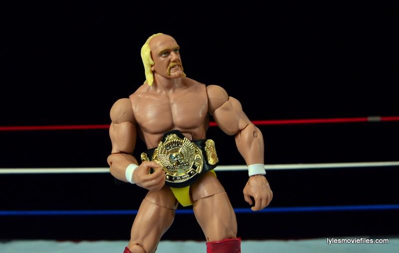 Wrestlemania 5 - Hullk Hogan vs Macho Man - new champ