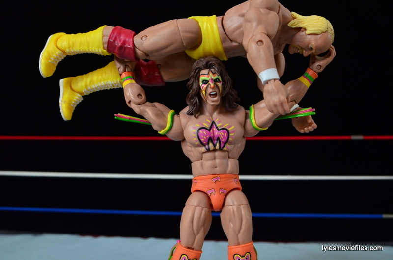 Wrestlemania 6 - Hulk Hogan vs The Ultimate Warrior ...