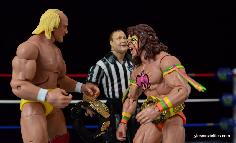 Here's all the Wrestlemania main events in action figure style