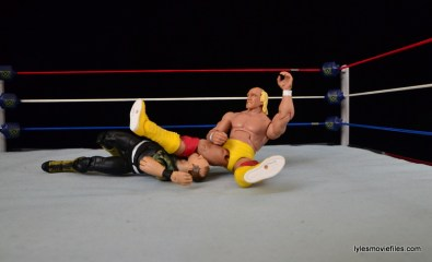 Wrestlemania 7 - the legdrop