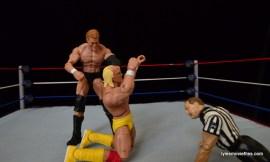 Wrestlemania 8 - Hogan vs Sid - nerve pinch