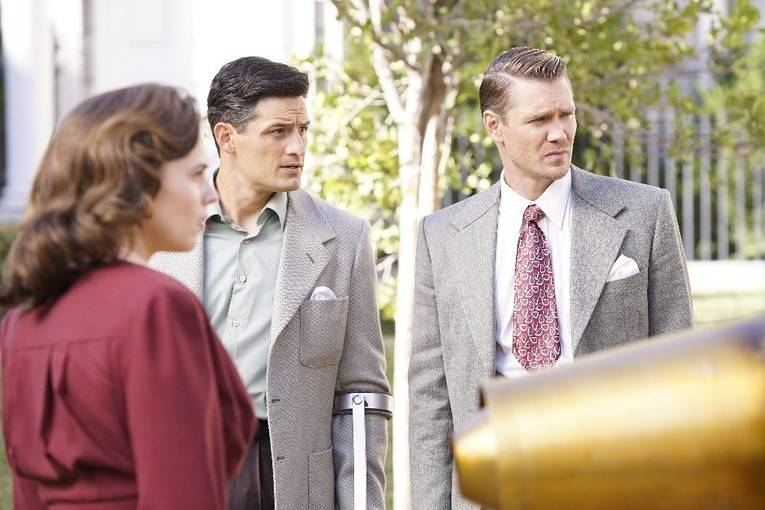 agent carter review - hollywood ending - peggy, sousa and thompson_2
