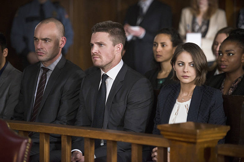 arrow broken hearts review - quentin, oliver and thea_2