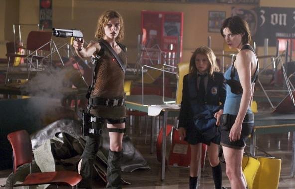 Resident Evil Apocalypse Review Lyles Movie Files