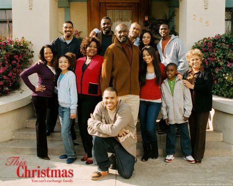 This Christmas Cast.This Christmas Movie Review Lyles Movie Files