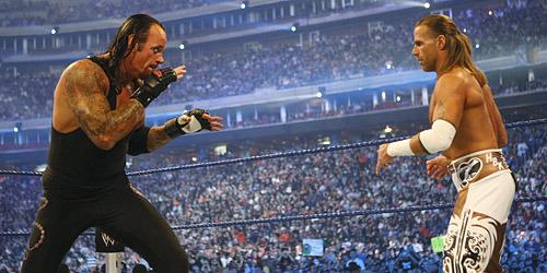 wrestlemania 25 - the undertaker-michaels-wrestlemania-25
