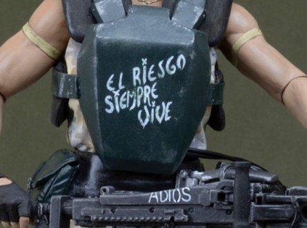 Aliens Lt. Vasquez chest armor