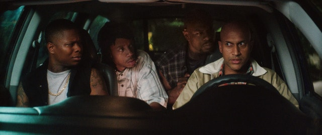 Keanu movie - Key, Jason Mitchell, Darrell Britt-Gibson and Jamar Malachi Neighbors