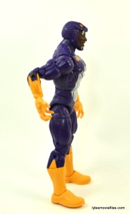 Marvel Legends Cottonmouth figure - right side