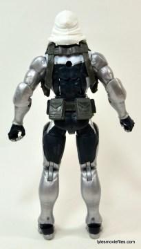 Marvel Legends Taskmaster figure -rear